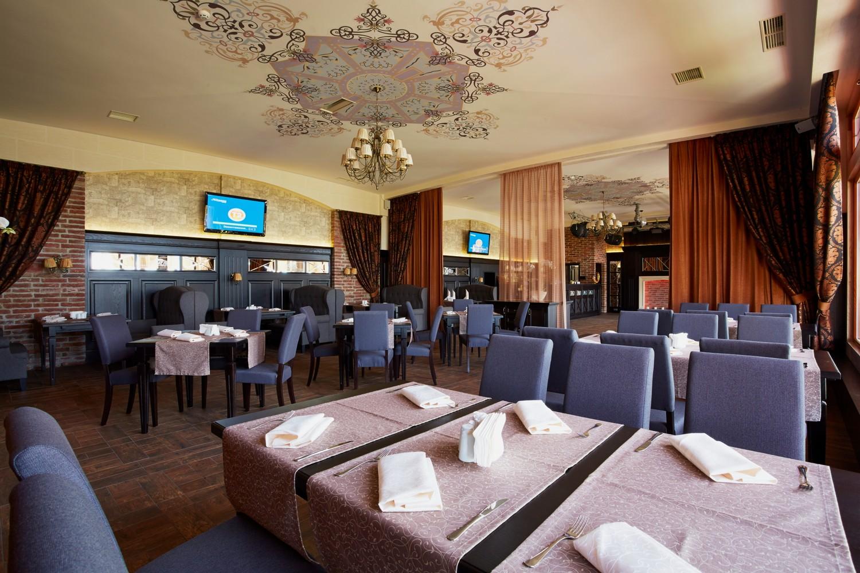 Ресторан для банкету у Львові